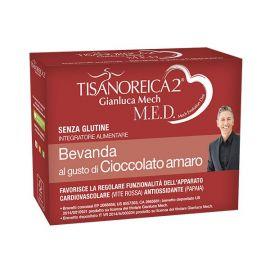 Tisanoreica Med Bevanda al Cioccolato Amaro