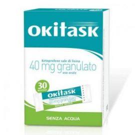 OKITASK 40 MG GRANULATO - farmaco senza obbligo di ricetta