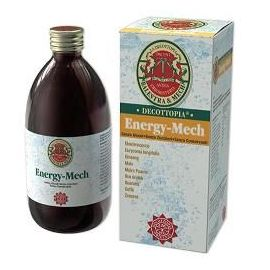 Energy Mech Sciroppo 500 ML