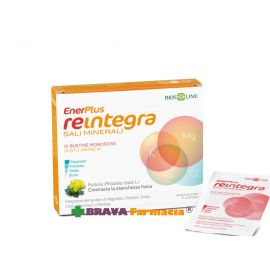 Enerplus Reintegra Sali Minerali Bios Line