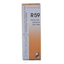 R59 Gocce Dr Reckeweg 22 ml