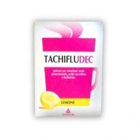 Tachifludec Limone - medicinale senza obbligo di ricetta medica