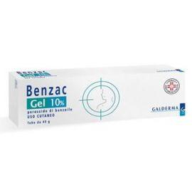 BENZAC 10% - medicinale senza obbligo di ricetta medica