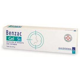 BENZAC 5% - medicinale senza obbligo di ricetta medica