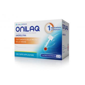 ONILAQ 5% SMALTO MEDICATO PER UNGHIE - farmaco senza obbligo di ricetta