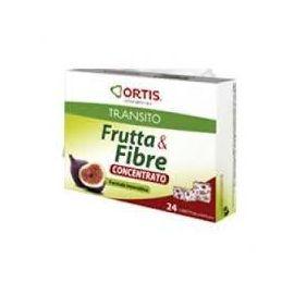 Frutta e Fibre concentrato 24 Cubetti