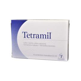 Tetramil 0,3%+0,05% COLLIRIO - farmaco senza obbligo di ricetta