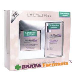 Somatoline Lift Effect Plus viso pelle matura normale + Siero Lift effect Plus Routine Antietà Potenziata