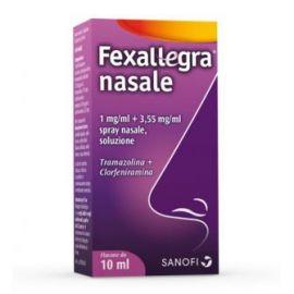 FEXALLEGRA SPRAY NASALE - farmaco senza ricetta