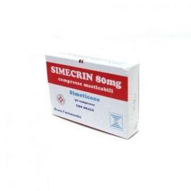 SIMECRIN COMPRESSE MASTICABILI - farmaco senza ricetta