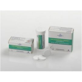 ACIDO ACETILSALICILICO E VITAMINA C ANGELINI 400 MG + 240 MG 10 COMPRESSE EFFERVESCENTI - farmaco senza ricetta