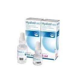 HYALISTIL BIO SOLUZIONE OFTALMICA 10 ML - farmaco senza ricetta