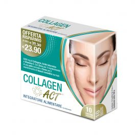 COLLAGEN ACT BUSTINE