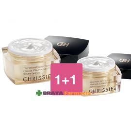 1+1 Chrissie Trattamento Lpa Complex Cellule Staminali Vegetali - Omaggio Maschera Mpc Glicani