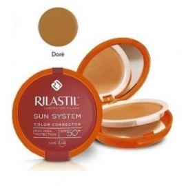 RILASTIL SUN SYSTEM PHOTO PROTECTION THERAPY SPF50+ COMPATTO DORE' 10 ML