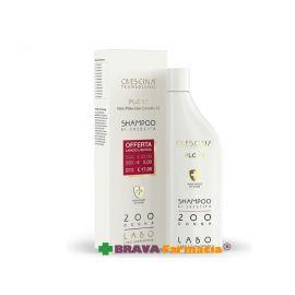 Crescina Shampoo Bulge Stem PLC 12 Ricrescita Donna 200