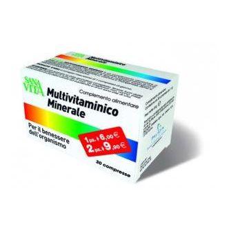 Multivitaminico Minerale Sanavita