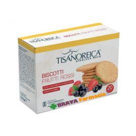 DietaTisanoreica Biscotti ai frutti rossi