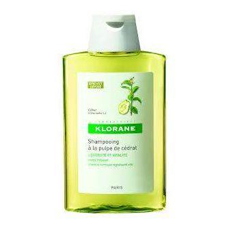 Klorane Shampoo Polpa di Cedro 400 ml