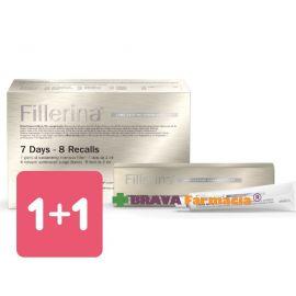 1+1 Fillerina 7 giorni Grado 5 - Omaggio Fillerina long lasting crema notte grado 5