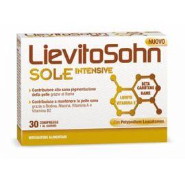 LIEVITOSOHN SOLE INTENSIVE 30 COMPRESSE