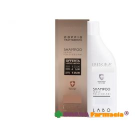 Crescina PLC 12 Isole Follicolari Shampoo uomo 1900 Transdermic Tecnology
