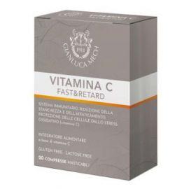 Vitamina C Fast & Retard - Tisano Complex 20 Compresse
