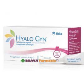 HYALO GYN gel vaginale