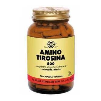 Amino Tirosina 500