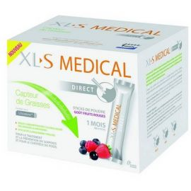XLS MEDICAL LIPOSINOL DIRECT 90 BUSTE