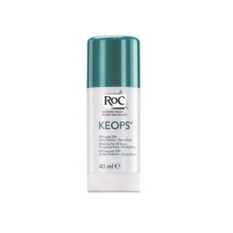 Roc Keops deodorante stick senza alcool