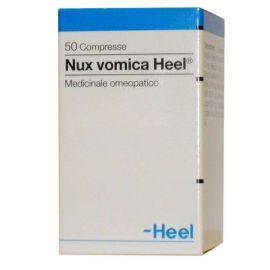 NUX VOMICA 50TAVOLETTE HEEL