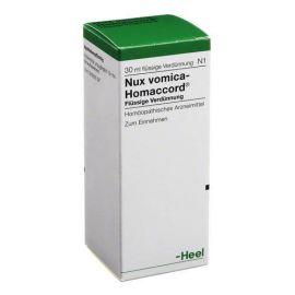 NUX VOMICA HOMAC 30ML GOCCE HEEL-medicinale omeopatico