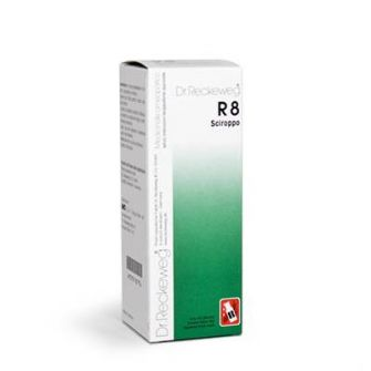 RECKEWEG R8 SCIROPPO 150ML