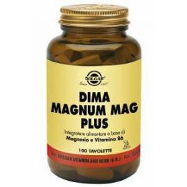 Dima Magnumm Mag Plus Solgar
