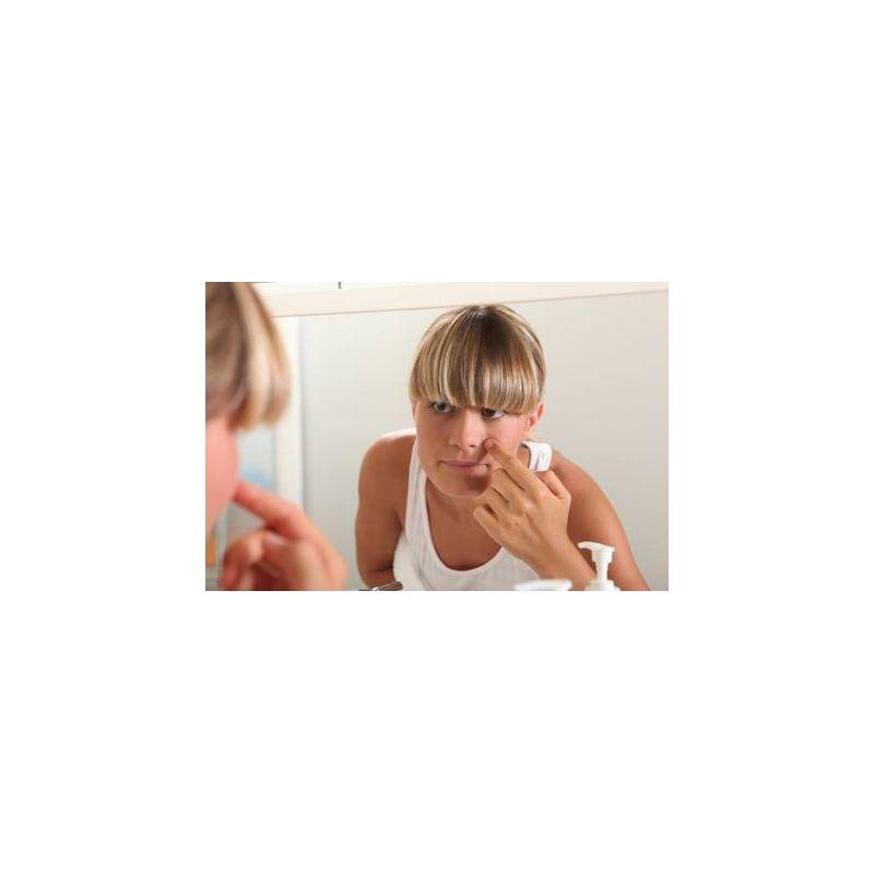 Appezzamento per purificazione di faccia