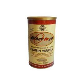 Protein Vaniglia Solgar