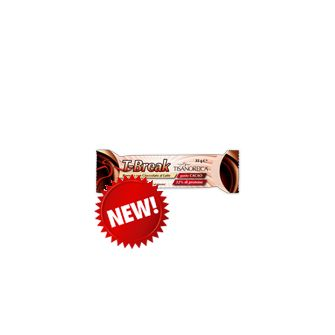 Tisanoreica T-Break barrette Cioccolato Latte