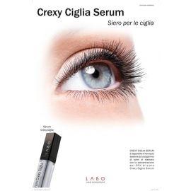 Crexy Ciglia Serum siero per le ciglia Labo