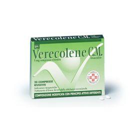 Verecolene - medicinale senza obbligo di ricetta medica