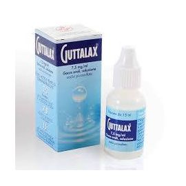 Guttalax gocce - medicinale senza obbligo di ricetta medica