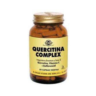 Quercitina Complex Solgar