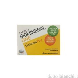 Biomineral one 30 Lactocalpil Plus