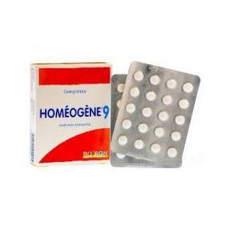 Boiron Homeogene 9