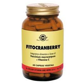 Fitocranberry Solgar