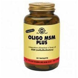 Oligo MSM Plus Solgar