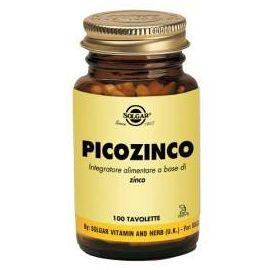 Picozinco Solgar