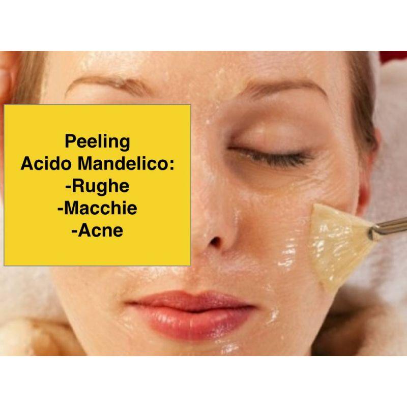 peeling acido mandelico maschere peeling e gommage brava farmacia. Black Bedroom Furniture Sets. Home Design Ideas