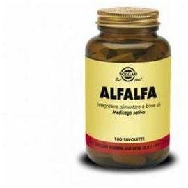 Alfalfa Solgar
