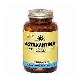 Astaxantina Solgar